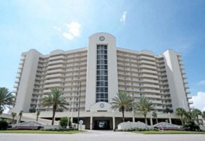 Admirals Quarters Condominium Home For Sale in Orange Beach Alabama