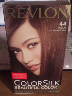 Revlon Colorsilk Hair Color Unopened Box 44 Medium Reddish Brown 7 Mailed Ing All Brand New Unless Otherwise Stated Sg Beauty