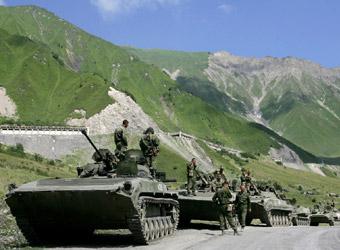 Южная Осетия 2008