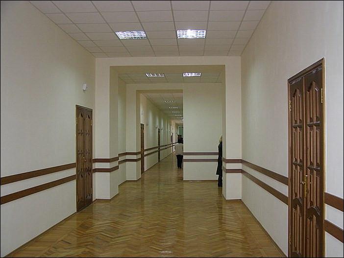 адмиральский коридор