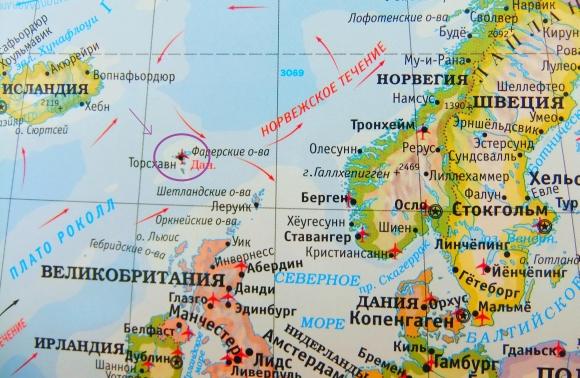 farerskije-ostrova-na-karte