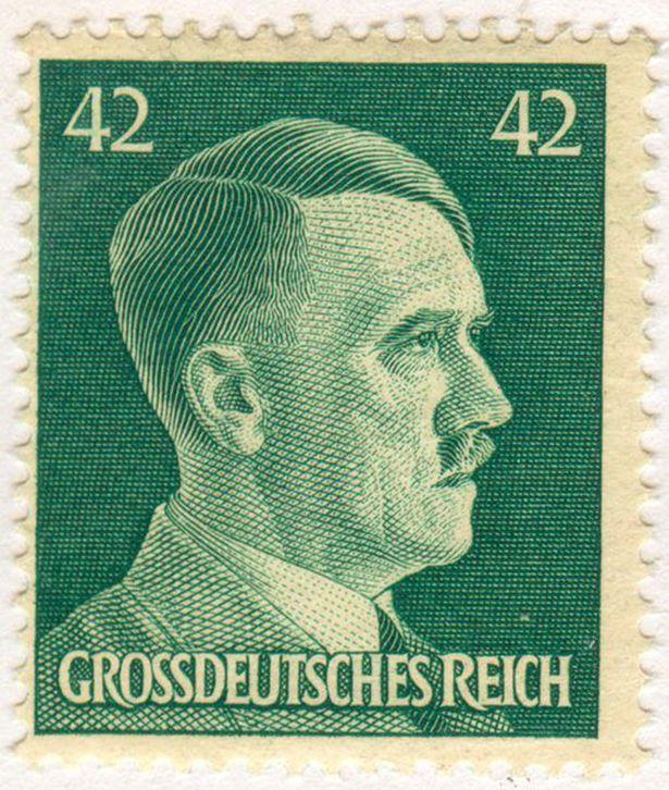 Adolf-Hitler-Stamp