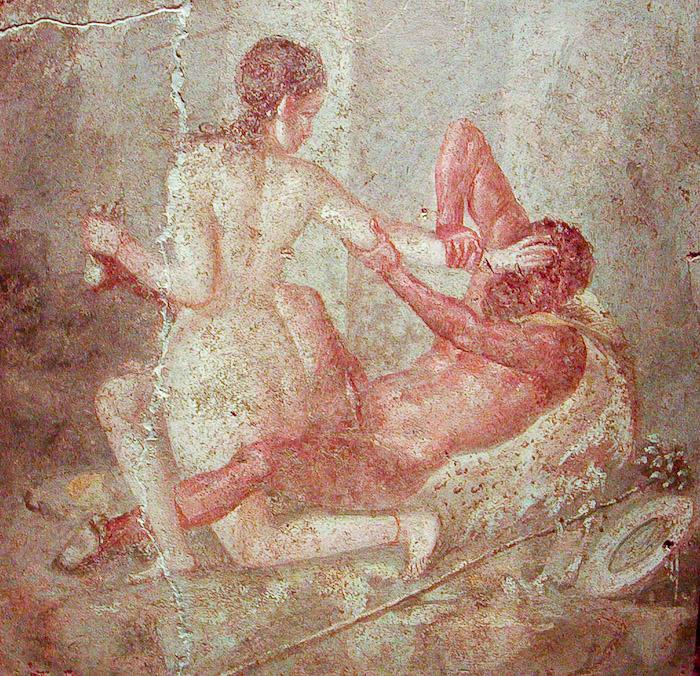 Древнем праститутка риме в
