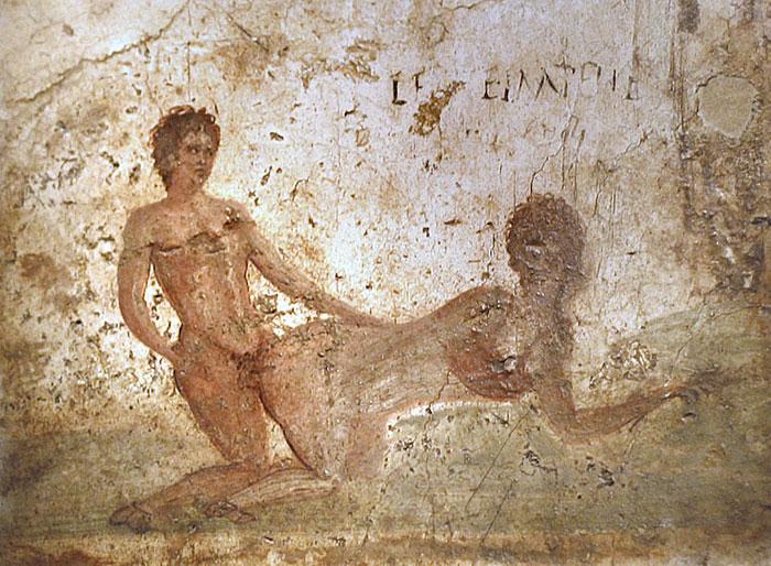 Секс в помпеи