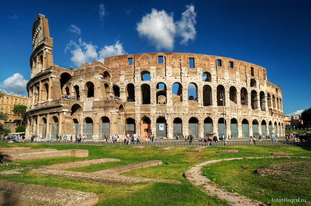 архитектуры Древнего Рима.