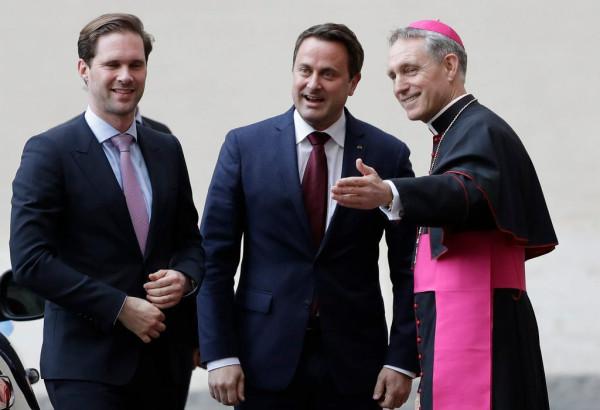 премьер министр люксембурга