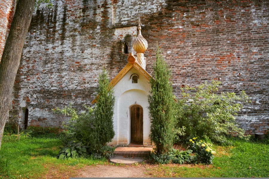 Борисоглебский: умозрение в архитектуре.