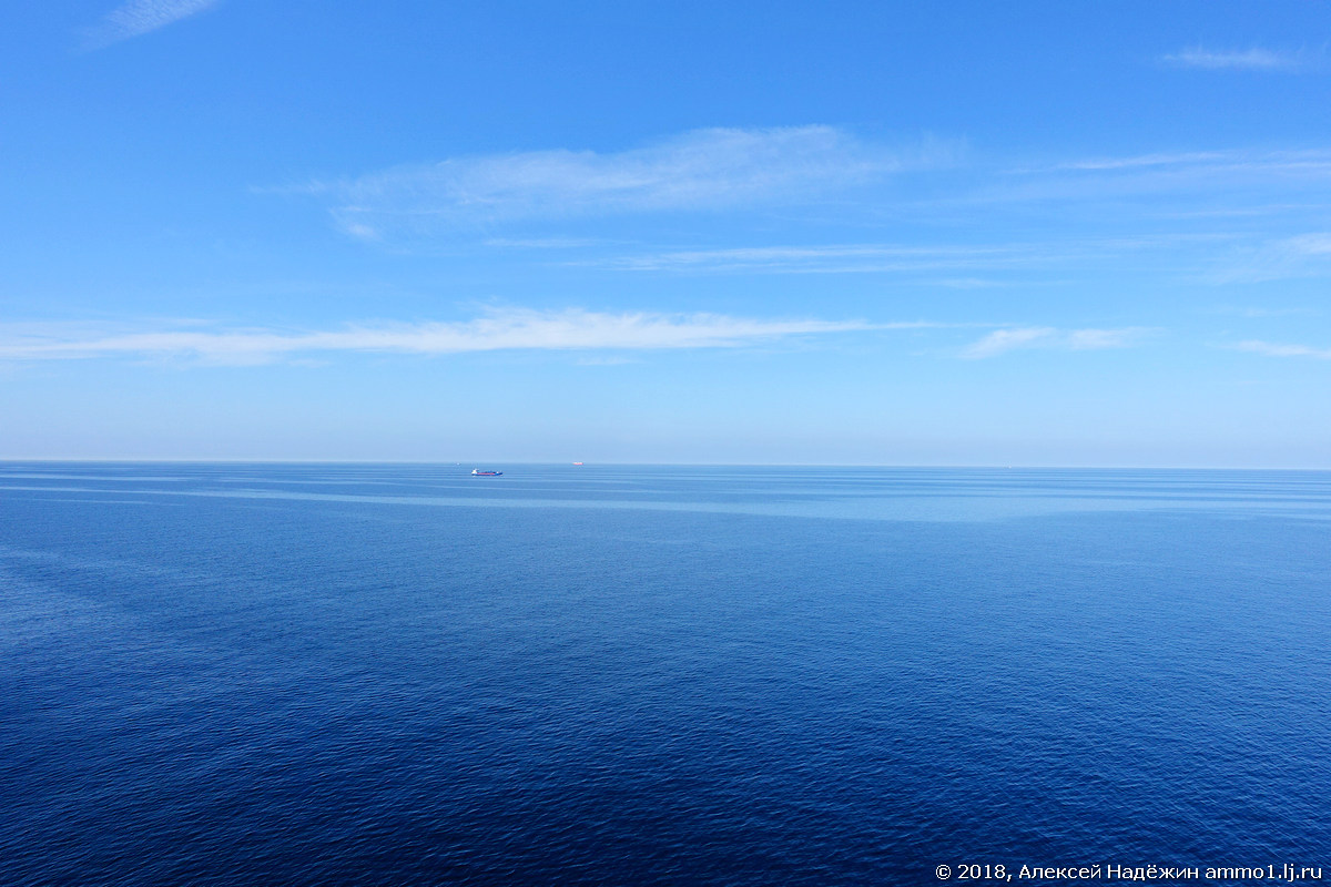 Интернет в открытом море