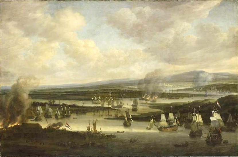 The-burning-of-the-English-fleet-near-Chatham-June-1667-during-the-second-Anglo-Dutch-war_thumb