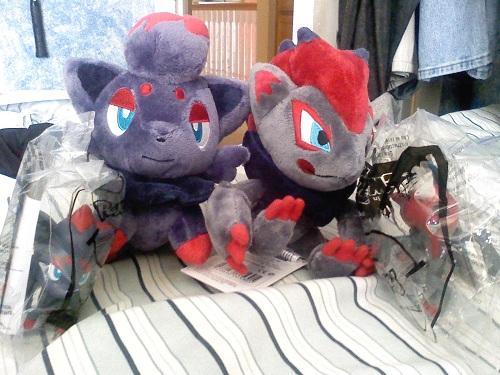 My Pokemon Plushies!