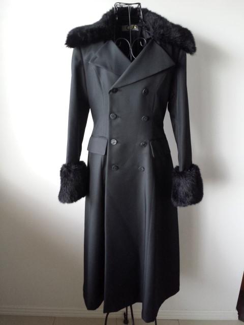 BZM3187 Swynford Long Coat