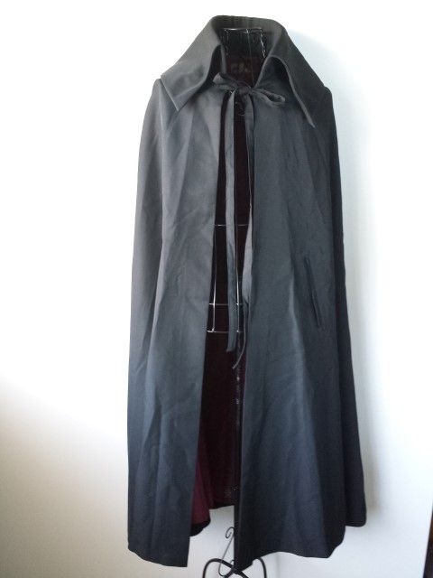 BZ7112 Bat Long Cloak