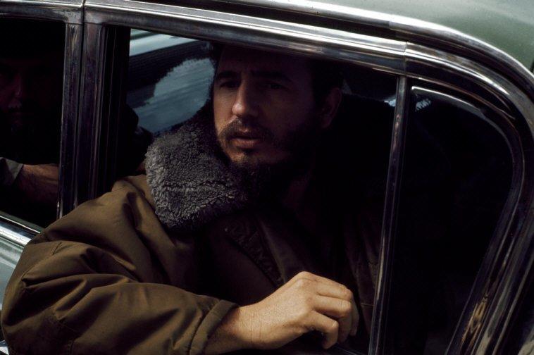 09 Elliot Erwitt CUBA. 1964. Fidel CASTRO.jpg