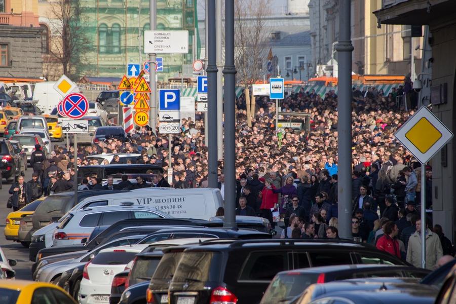 02 #ПитерМыСТобой митинг Манежная площадь
