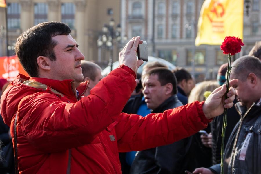 03 #ПитерМыСТобой митинг Манежная площадь