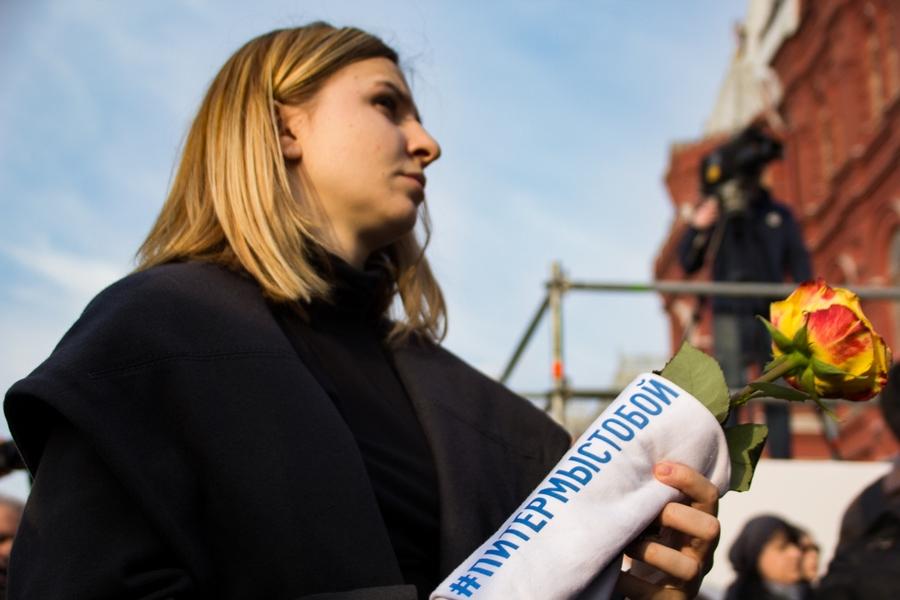 05 #ПитерМыСТобой митинг Манежная площадь