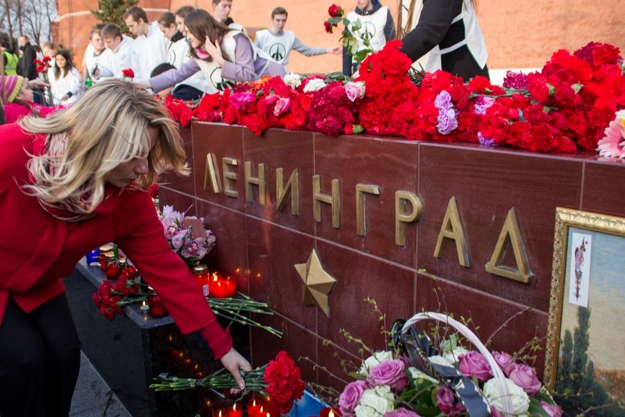 11 #ПитерМыСТобой митинг Манежная площадь