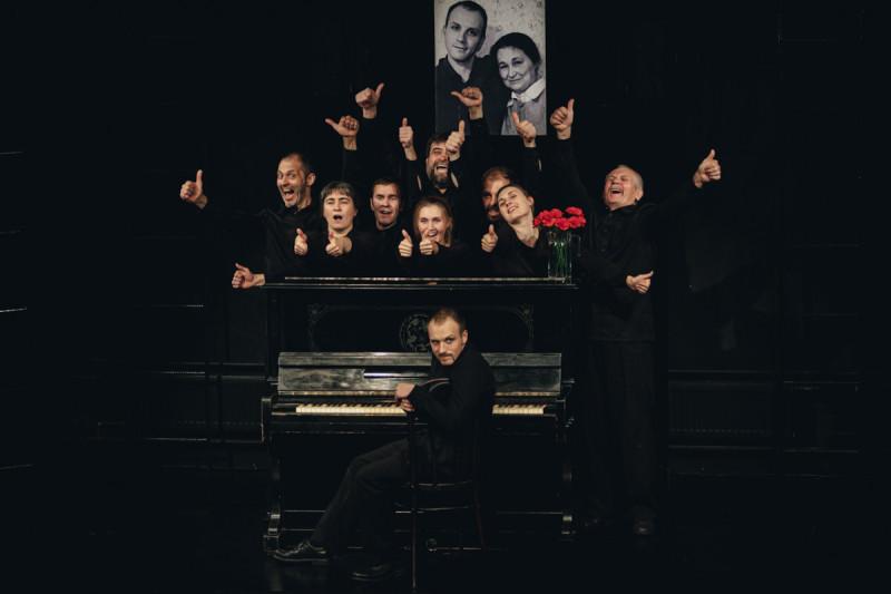 Спектакль «Крот» в театре «На досках». Фотограф: Петр Данилов