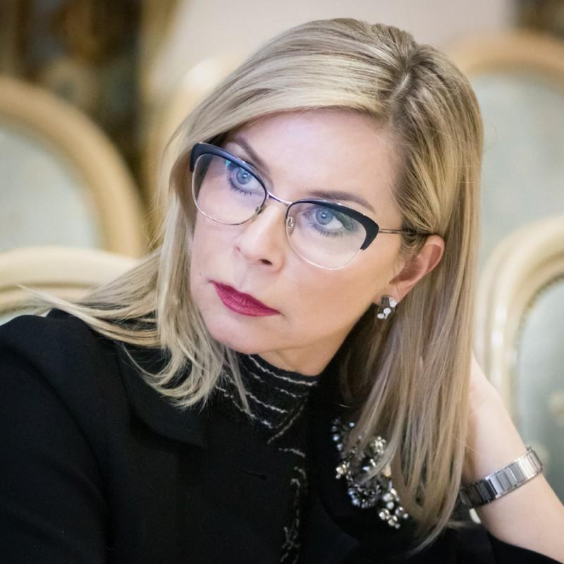 Директор «Кризисного центра помощи женщинам и детям» Наталья Завьялова. Фотограф: Петр Данилов