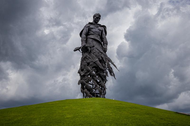Ржевский мемориал. Фотограф: Петр Данилов