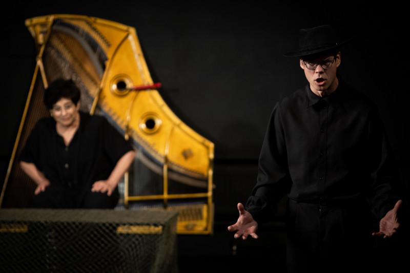 Спектакль «Другой» в Театре на досках. Фотограф: Петр Данилов