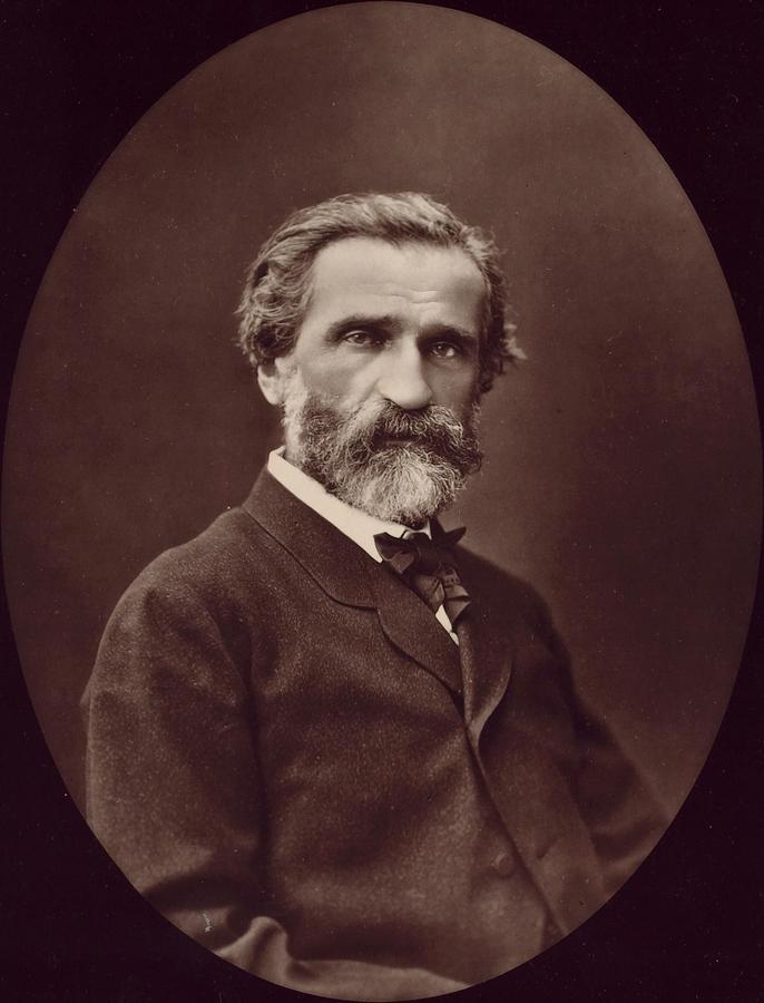 Джузеппе Верди. 1861. Фотограф — Этьен Каржа.jpg