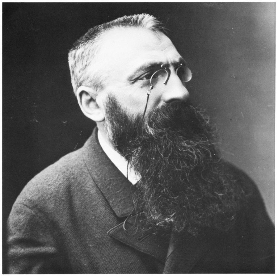 Огюст Роден. 1893. Фотограф — Феликс Надар.jpg