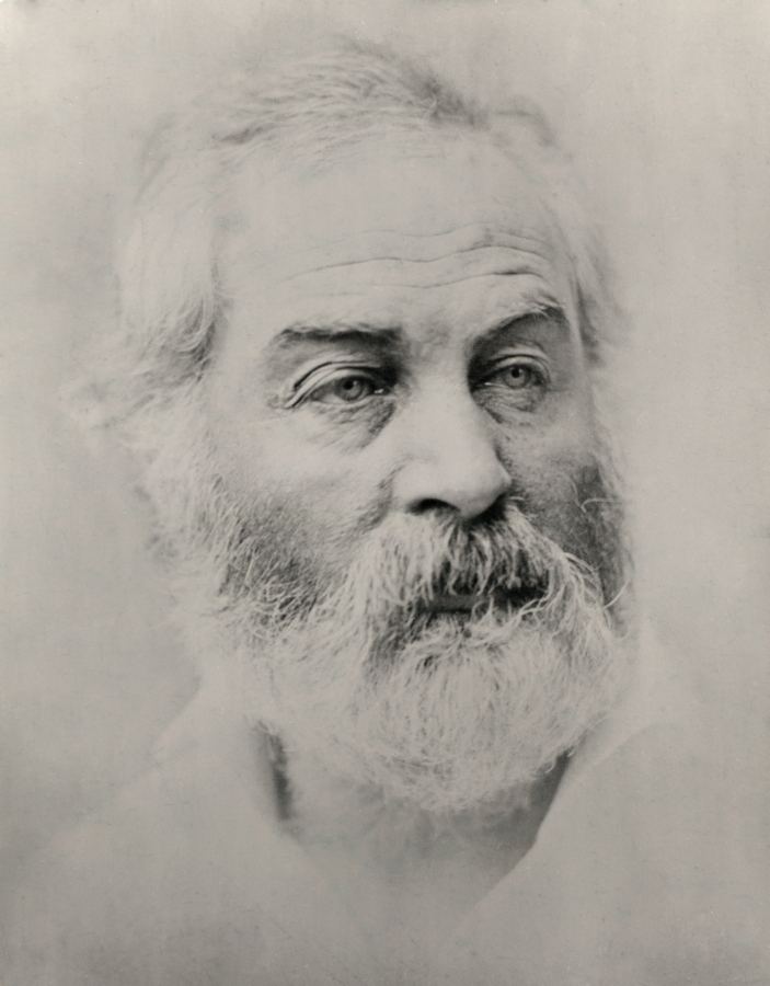 Уолт Уитмен. 1863. Фотограф — Александр Гарднер.jpg