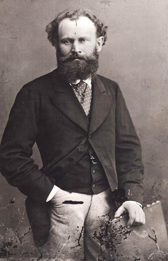 Эдуард Мане. 1870-е. Фотограф — Феликс Надар.jpg