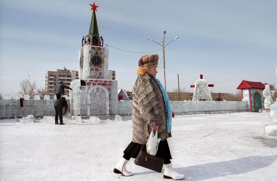 Ледяной кремль Сергей Максимишин.jpg