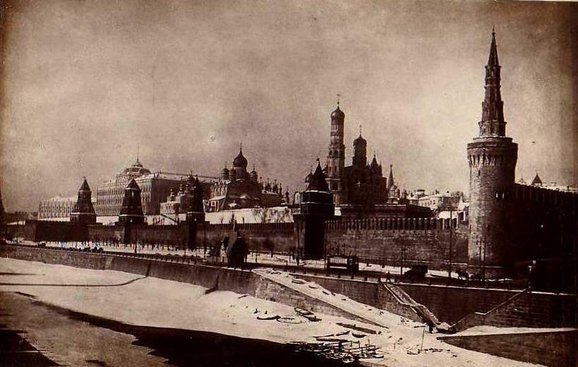 1927-1928 Москва 176928 Кремль зимой.jpg