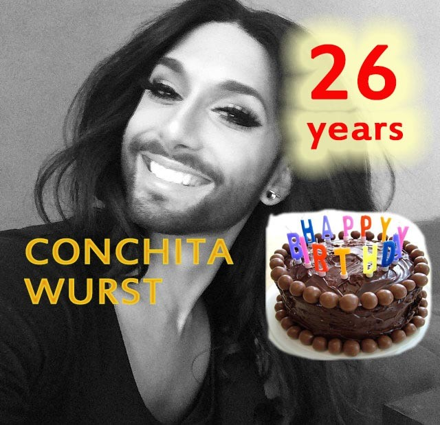 Conchita Happy Birthday11