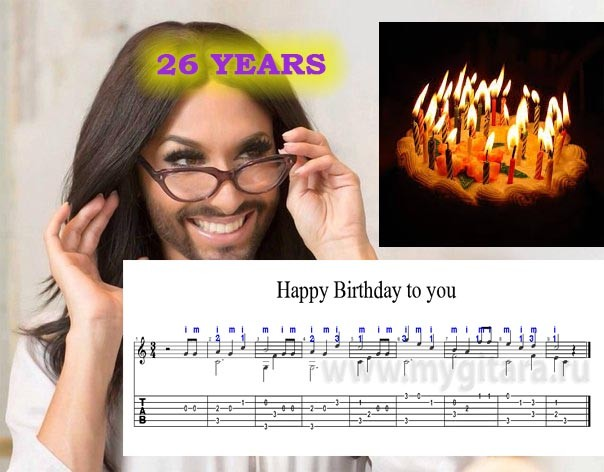 Conchita Happy Birthday12