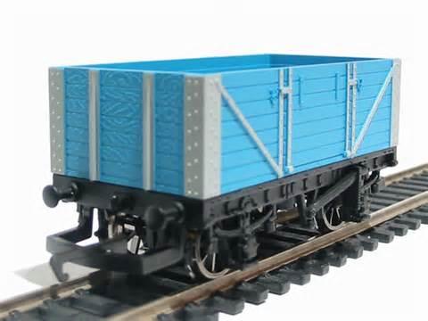 blue vagon