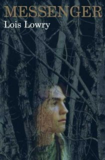 Messenger book cover by Lois Lowry