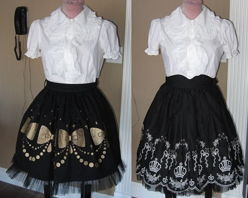 Skirt h