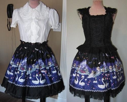 Skirt k