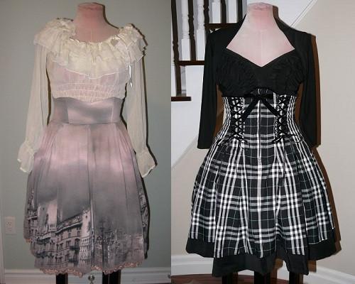 Skirt n