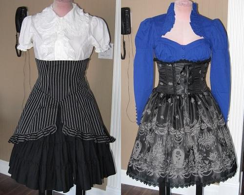 Skirt p