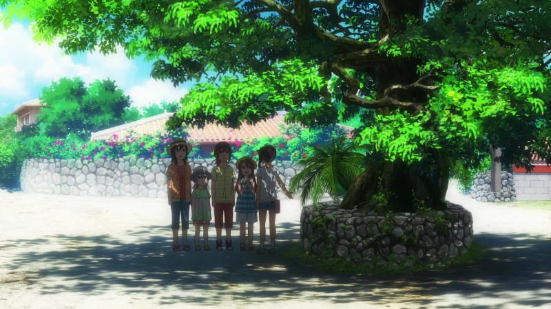 [Ohys-Raws] Gekijouban Non Non Biyori Vacation (BD 1920x1080 x264 FLACx5)[17-53-05]