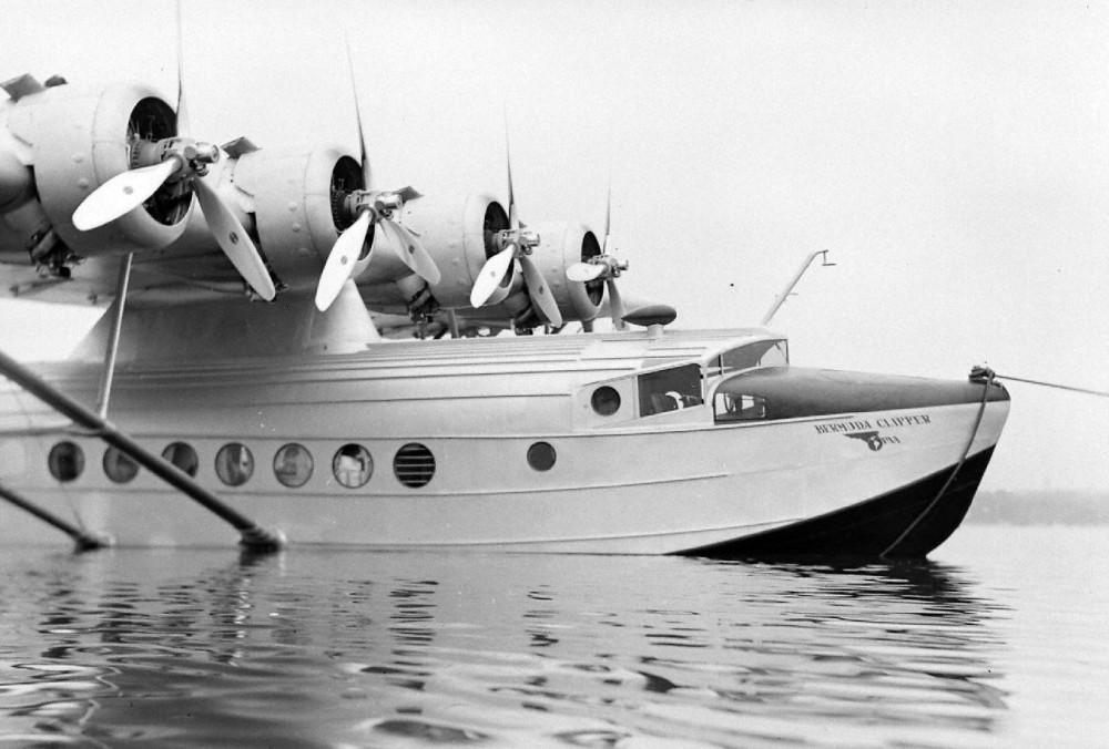Clipper Bermuda (NC-16735B)  1937