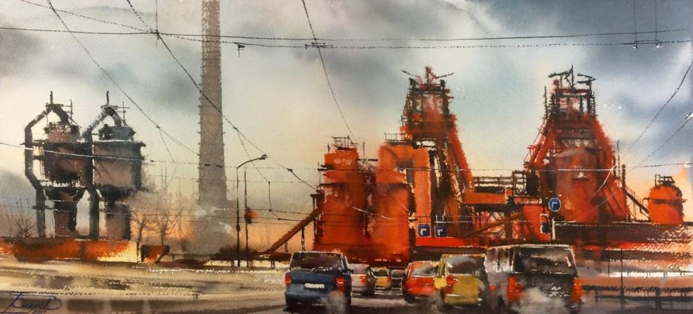 Роман Баянов «Как закалялась сталь»