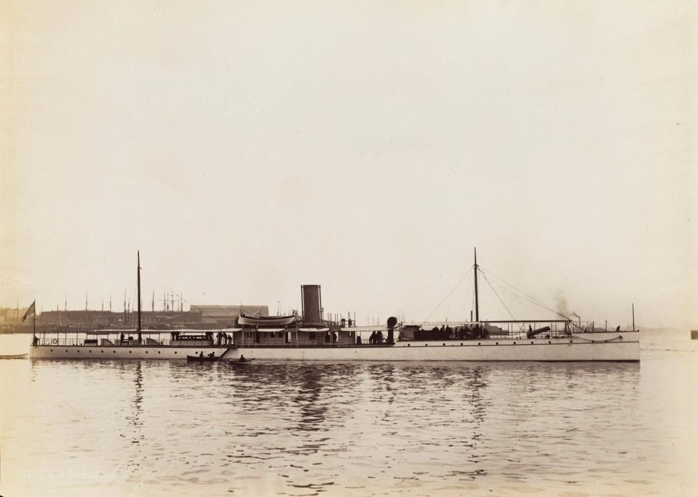 Vesuvius [1891-07-04]