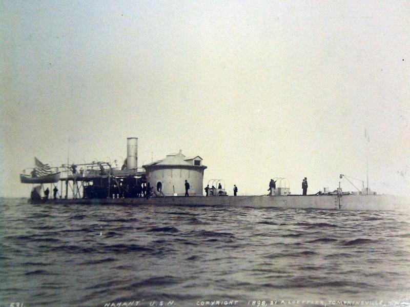 USS Nahant in 1898
