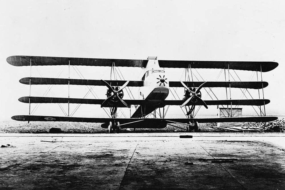 Supermarine PB.31 Nighthawk 2
