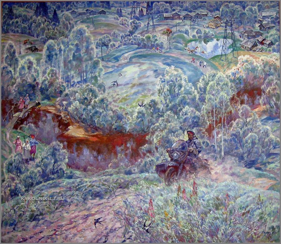 Френц Владимир (Рейнгардт) Рудольфович (1937-1986) «Районный уполномоченный» 1972