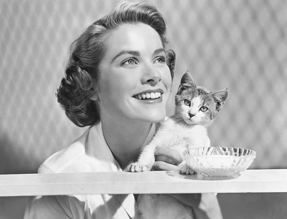Born in 1929 actress and Princess of Monaco Grace Kelly