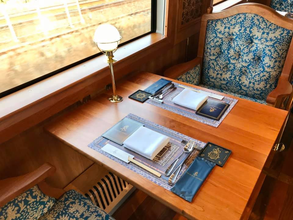 Tokyu Railway's Royal express , ready to head to Hokkaido for train cruise trips this summer , price starts from 680000 yen n