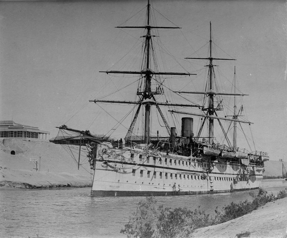 HMS Malabar (1866)