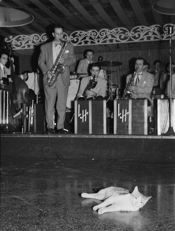 Born in 1918 musician and band leader Sam Donahue